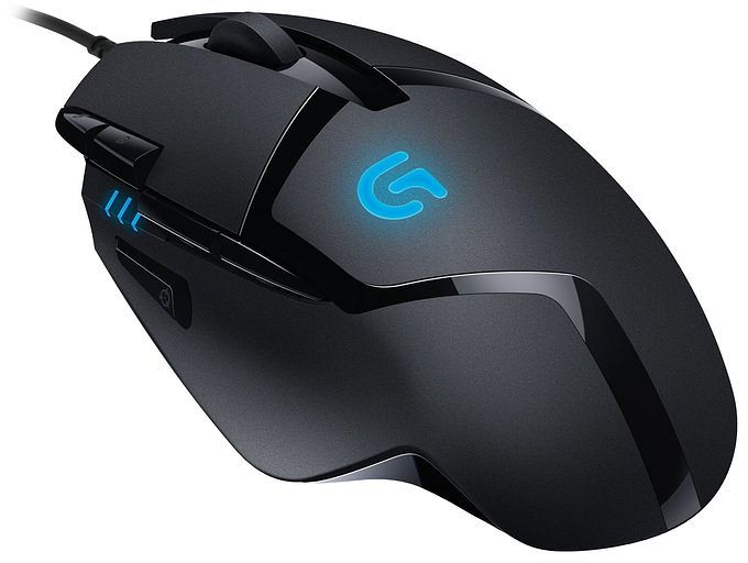 G402 Hyperion Fury FPS Gaming Mouse-USB-EER2