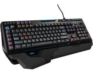 G910 Orion Spectrum RGB Mechanical Gaming Keyboard-DEU-USB-CENTRAL