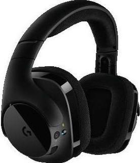 G533 Wireless Gaming Headset-N/A-2.4GHZ-N/A-EMEA