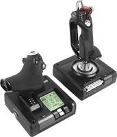 G Saitek X52 Pro Flight Control System-N/A-USB-N/A-EMEA-X52 PRO FLIGHT CONTROL SYSTEM