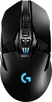 G903 LIGHTSPEED Wireless Gaming Mouse-N/A-2.4GHZ-N/A-EER2-#933