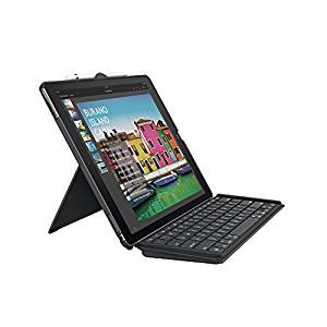SLIM COMBO with detachable keyboard and Smart Connector for iPad Pro 12.9 inch (1st and 2nd generati
