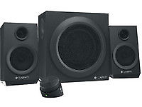 Multimedia Speakers Z333-BLACK-3.5 MM-N/A-EMEA28-EU