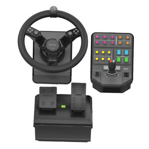 G Heavy Equipment Bundle (Farm Sim Controller)-N/A-USB-N/A-EMEA-FARM SIM CONTROLLER