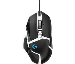 G502 SE HERO Gaming Mouse-BLACK AND WHITE SE-USB-N/A-EWR2